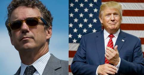 Did President Trump, Senator Rand Paul just Team Up on a Strategy for Conservative Health Care Reform?
